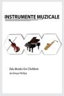 Instrumnete Muzicale Cover Image