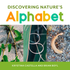 Discovering Nature's Alphabet Board Bk Cover Image