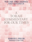 Torah Commentary for Our Times: VOLUME II: EXODUS AND LEVITICUS: Volume 2: Cover Image