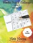 Sudoku Puzzle Challenge: Level 2 (Volume #1) Cover Image