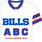 Buffalo Bills ABC: My First Alphabet Book Cover Image