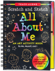 Scratch & Sketch(tm) All about Me (Trace Along) Cover Image