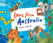 Love From Australia Cover Image