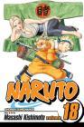 Naruto, Vol. 18 Cover Image