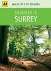 30 Walks in Surrey (30 Walks boxed series) Cover Image