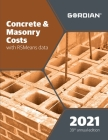 Concrete & Masonry Costs with Rsmeans Data: 60111 Cover Image