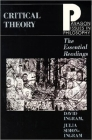 Critical Theory: The Essential Readings (Paragon Issues in Philosophy) Cover Image