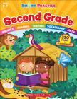 Smart Practice Workbook: Second Grade Cover Image