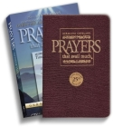 Prayers That Avail Much 25th Anniversary Commemorative Burgundy Leather: Three Bestselling Works in One Volume Cover Image