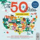 The 50 States Matching Game Cover Image