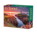 Ireland 2022 Box Calendar, Travel Daily Desktop Cover Image