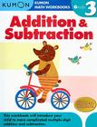 Addition & Subtraction Grade 3 (Kumon Math Workbooks) Cover Image