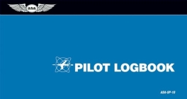 Pilot Logbook: Asa-Sp-10 Cover Image