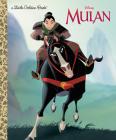 Mulan (Disney Princess) (Little Golden Book) Cover Image