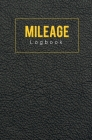 Mileage Logbook: Pocket Log Book For Taxes Mini Gas Record Book Size 5.25x8 inch Cover Image