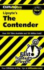 CliffsNotes on Lipsyte's The Contender Cover Image