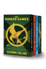 Hunger Games 4-book Hardcover Box Set (The Hunger Games, Catching Fire, Mockingjay, The Ballad of Songbirds and Snakes) Cover Image