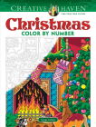 Creative Haven Christmas Color by Number (Creative Haven Coloring Books) Cover Image