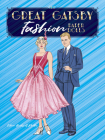 The Great Gatsby Fashion Paper Dolls Cover Image
