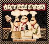 Home is in the Kitchen 2022 Deluxe Wall Calendar Cover Image