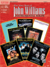 The Very Best of John Williams: Tenor Sax, Book & CD [With Accompaniment CD] Cover Image