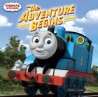 Thomas and Friends: The Adventure Begins (Thomas & Friends) (Pictureback(R)) Cover Image