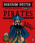 Boredom-Buster Puzzle Activity Book of Pirates Cover Image