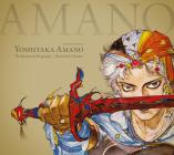 Yoshitaka Amano: The Illustrated Biography-Beyond the Fantasy Cover Image