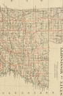 Mississippi Vintage Map Field Journal Notebook, 50 pages/25 sheets, 4x6 Cover Image