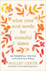 What Your Soul Needs for Stressful Times: 60 Powerful Truths to Protect Your Peace Cover Image