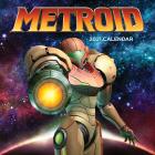 Metroid 2021 Wall Calendar Cover Image