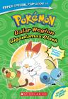 Gigantamax Clash / Battle for the Z-Ring (Pokémon Super Special Flip Book: Galar Region / Alola Region) Cover Image