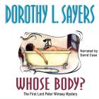 Whose Body? (Lord Peter Wimsey Mysteries (Audio) #1) Cover Image