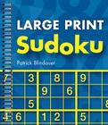 Large Print Sudoku Cover Image