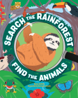 Search the Rainforest, Find the Animals Cover Image