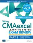 Wiley Cmaexcel Learning System Exam Review 2016 and Online Intensive Review: Part 1, Financial Planning, Performance and Control Set Cover Image