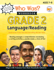 Who Was? Workbook: Grade 2 Language/Reading (Who Was? Workbooks) Cover Image