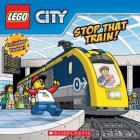 Stop That Train! (LEGO City: Storybook with Poster) Cover Image
