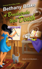 A Brushstroke with Death (An Owl & Crescent Mystery #1) Cover Image
