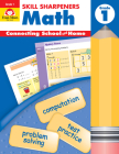 Skill Sharpeners Math Grade 1 Cover Image
