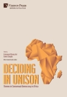 Deciding in Unison: Themes in Consensual Democracy in Africa (Politics) Cover Image