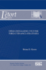 Operationalizing Counter Threat Finance Strategies (The LeTort Papers) Cover Image