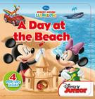 A Day at the Beach (Disney, Mickey Mouse Club House) Cover Image