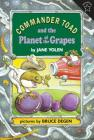Commander Toad and the Planet of the Grapes Cover Image