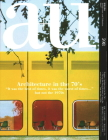 A+u 20:07, 598: Architecture in the 70's -