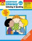 Everyday Lit Listen & Speak, G Pk T.E. (Everyday Literacy Listening and Speaking) Cover Image