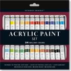 Studio Series Acrylic Paint (24) Cover Image