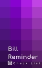 Bill Reminder: Empty bill payment list pages for your expenses. Cover Image