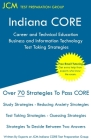 Indiana CORE Career and Technical Education Business and Information Technology Test Taking Strategies: Indiana CORE 010 - Free Online Tutoring Cover Image