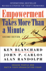 Empowerment Takes More Than a Minute Cover Image